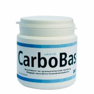 CarboBas 150 g Naturell