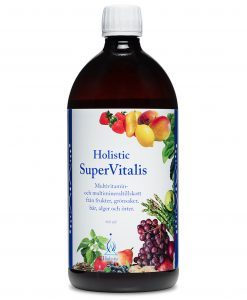Holistic supervitalis