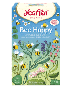 yogitea bee happy